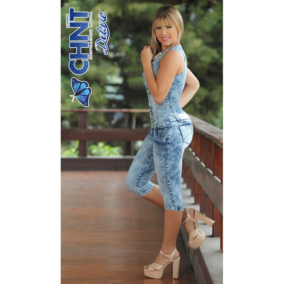 Chnt Deluxe Awesome Jeans Colombia