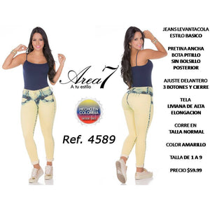 Jeans Area 7 - awesome jeans colombia