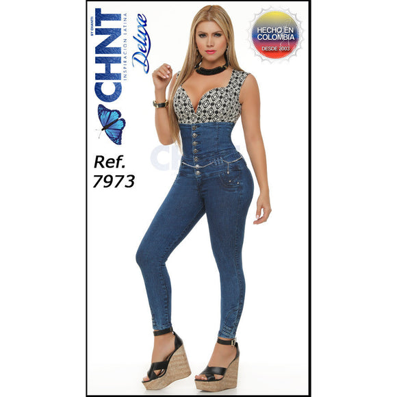 CHNT JEANS SIDE 7 USA 12 COLOMBIA - awesome jeans colombia