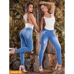 Jeans LevantaCola Colombiano Capellini Boutique  Ref. 102 -2563CB SIZE 1 USA 6 COL - awesome jeans colombia