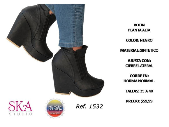 Ska Studio Ankle  Boots - awesome jeans colombia