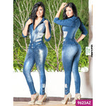 Enterizo Azulle - awesome jeans colombia