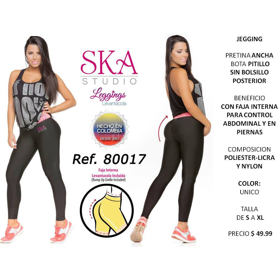 Leggings Ska Studio - awesome jeans colombia