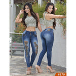 Jeans Top Women - awesome jeans colombia