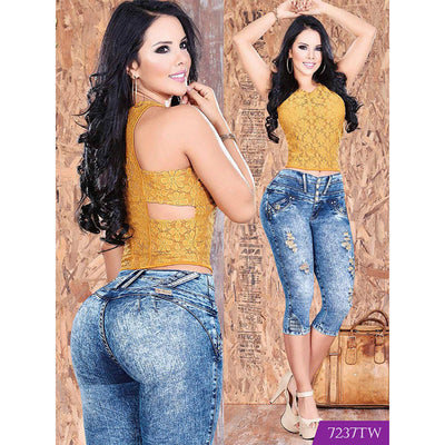 Torero Top Women - awesome jeans colombia