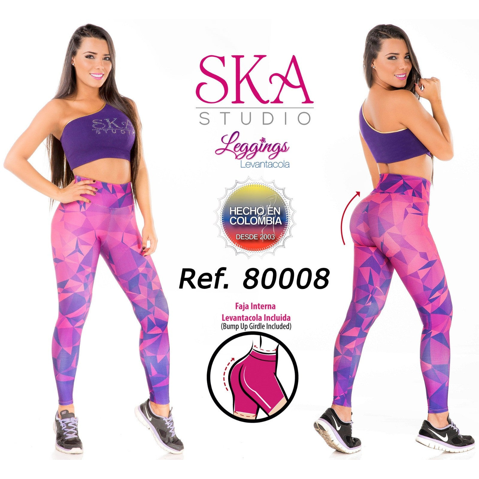 80008 EPAP-N LEGGINGS & JEGGINGS size M - awesome jeans colombia