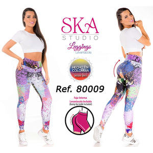 80009 EPAP-N LEGGINGS & JEGGINGS  SIZE LARGE - awesome jeans colombia