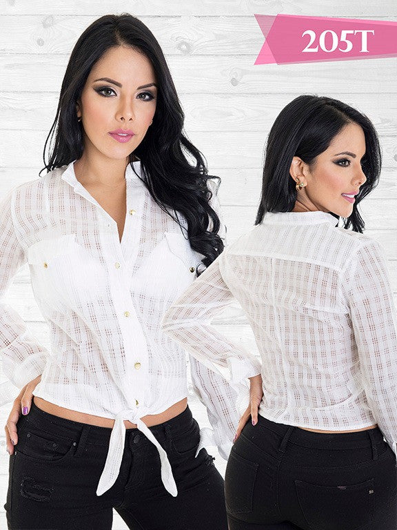 Tabbachi Blouse - awesome jeans colombia