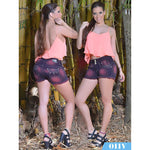 Capelleni Short - awesome jeans colombia
