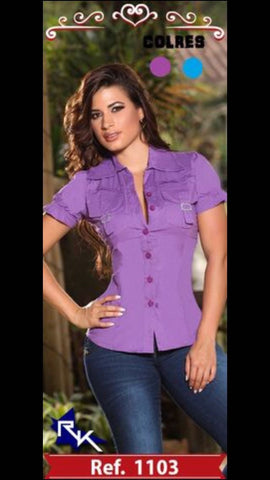 Blouse Enamorate - awesome jeans colombia