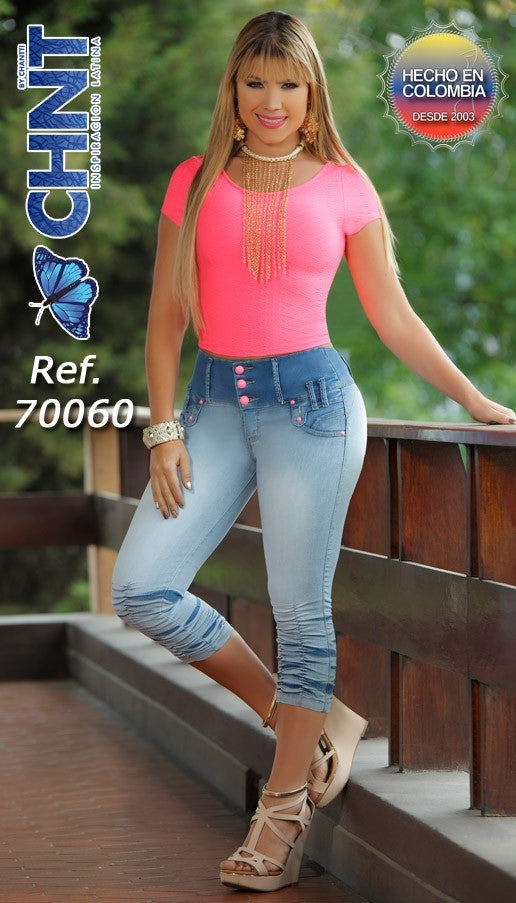 Capri CHNT - awesome jeans colombia
