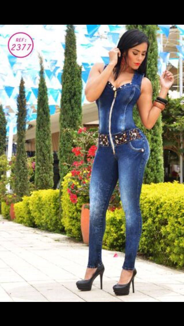 Capoheira Jumpsuits - awesome jeans colombia