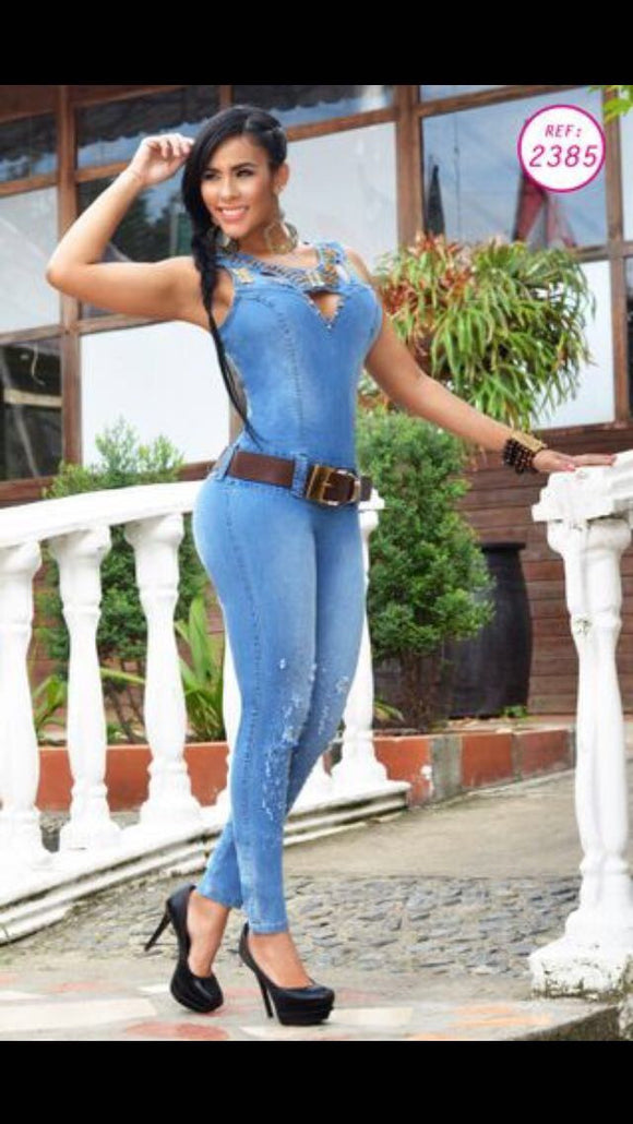 Jumpsuits Capoheira - awesome jeans colombia