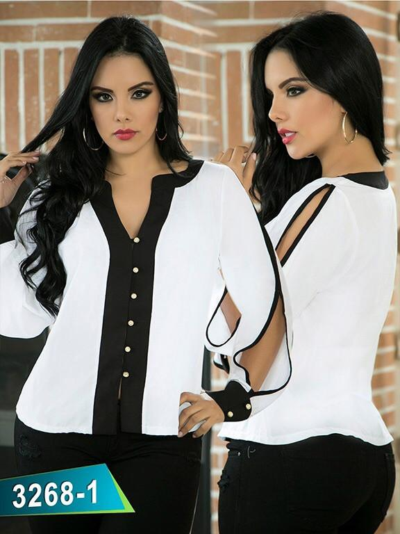 Blouse Thaxx. - awesome jeans colombia