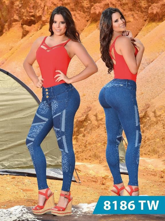 Jeans Top Woman - awesome jeans colombia