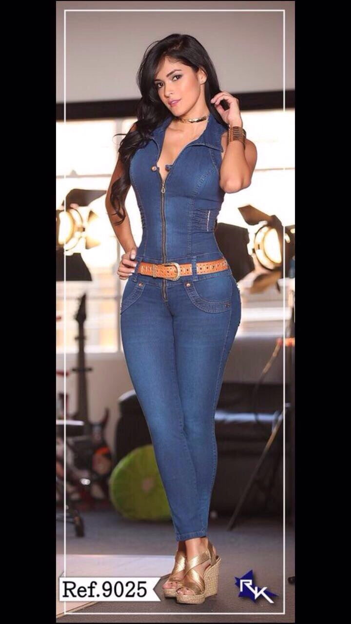 Jumpsuit Rakket - awesome jeans colombia