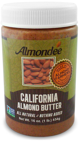 California Almond Butter - 16 oz jar