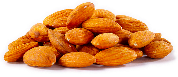 Raw Almonds - 10-lb Bag