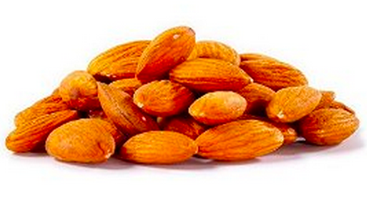 Raw Almonds - 20-lb Bag