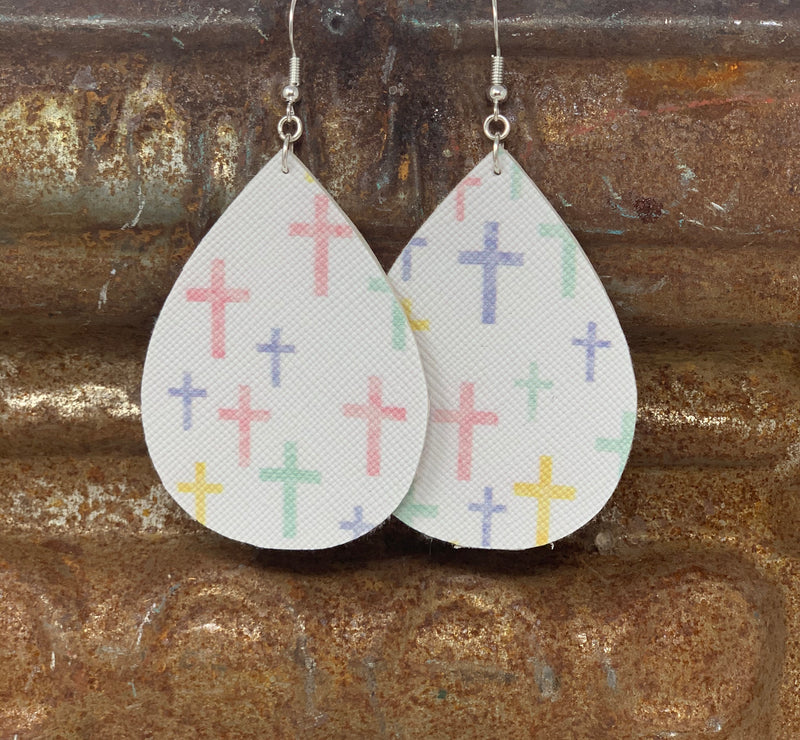 Easter Earrings-Large