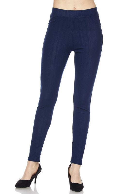 Jeggings-Curvy Couture