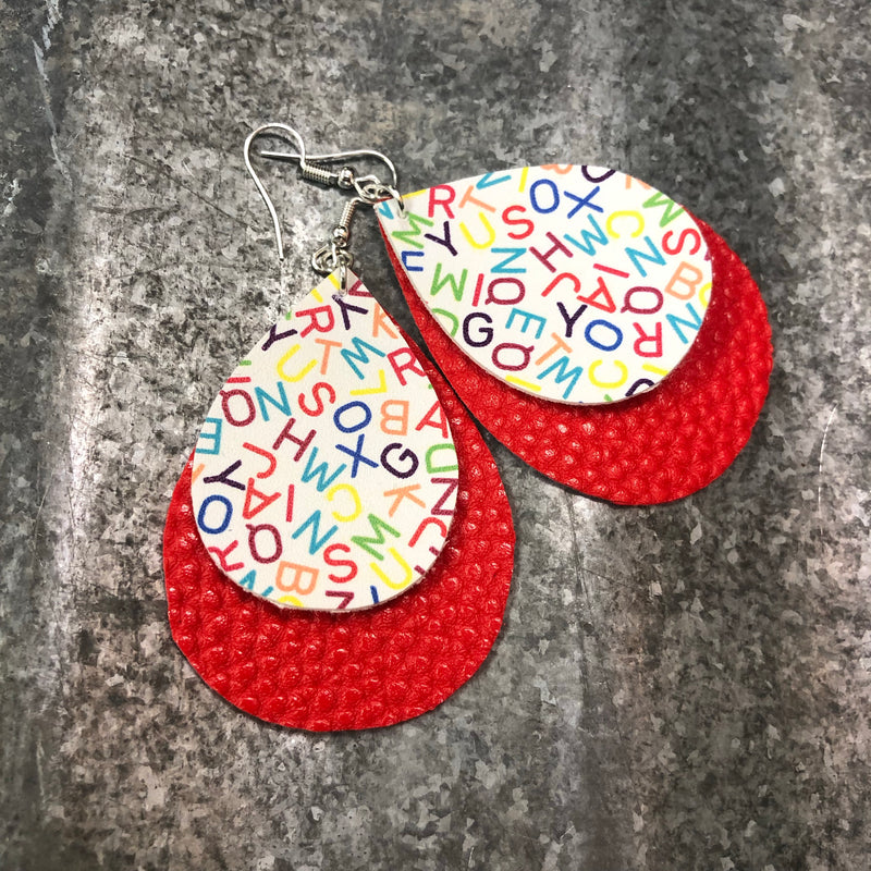 Double Specialty Large Earrings