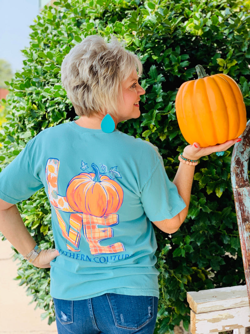 Couture LOVE Pumpkin Tee
