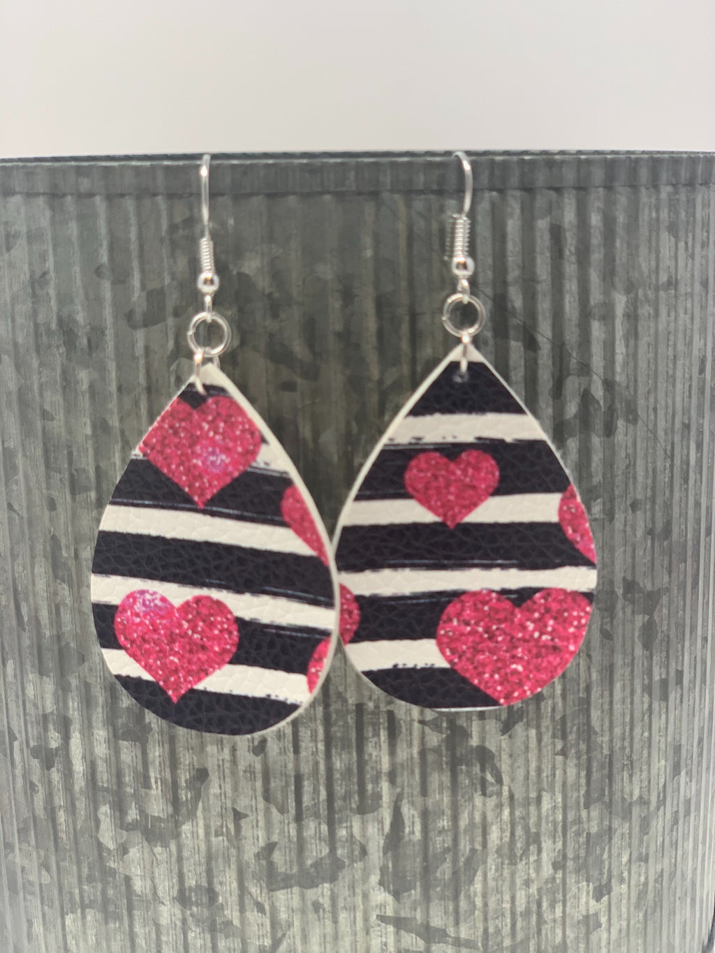 Small Valentine (Heart) Earrings