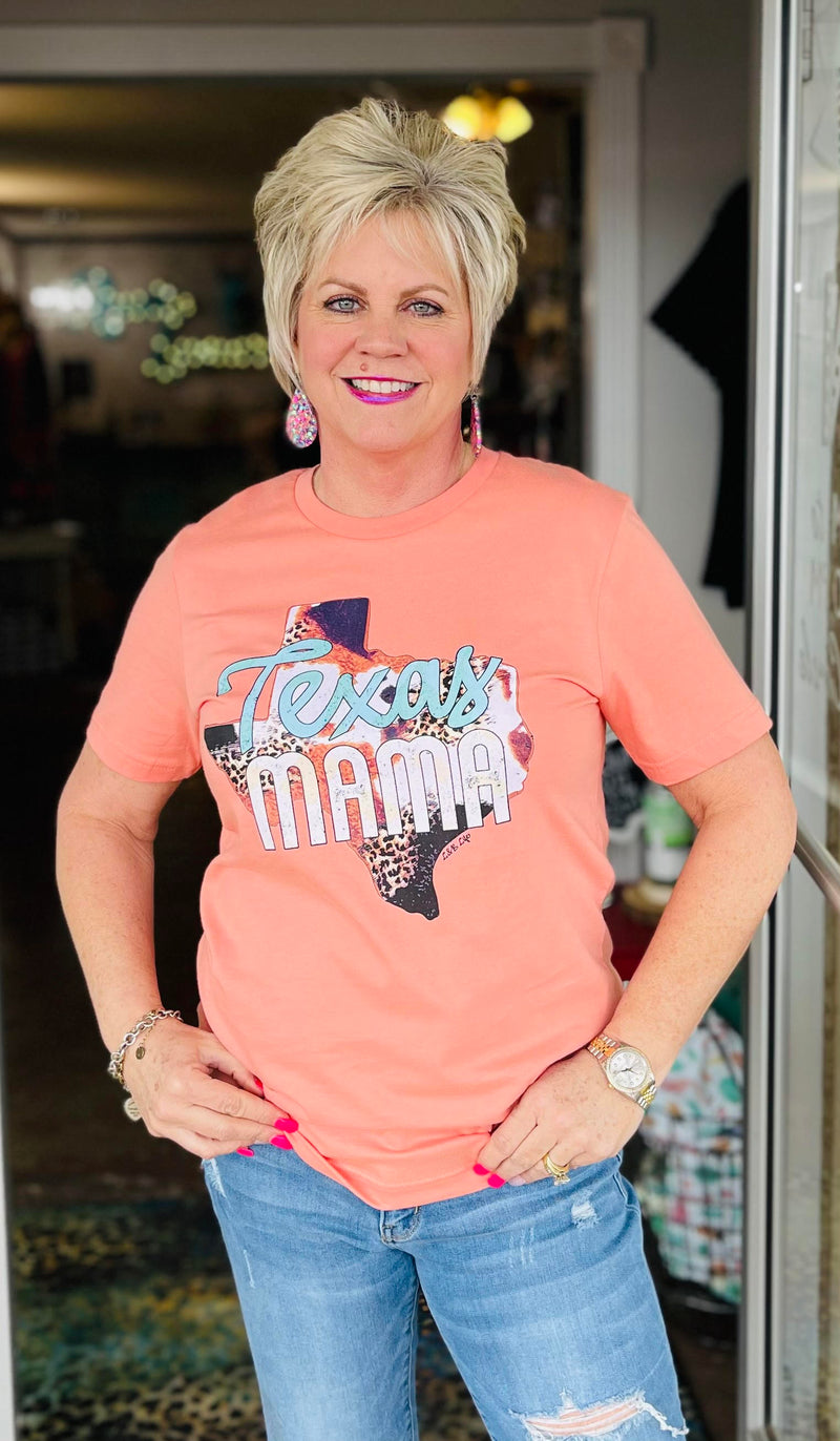 Texas Mama Mother's Day Tee