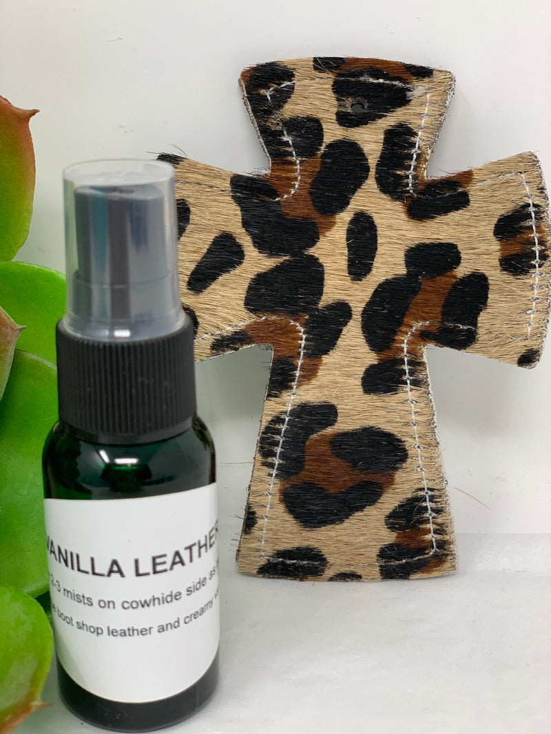 Oils-for Leather/Cowhide Air Freshener