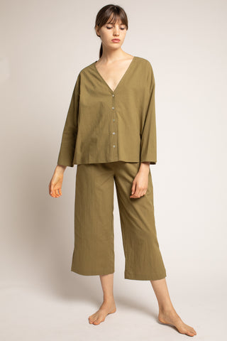 Cotton Culotte, Fern