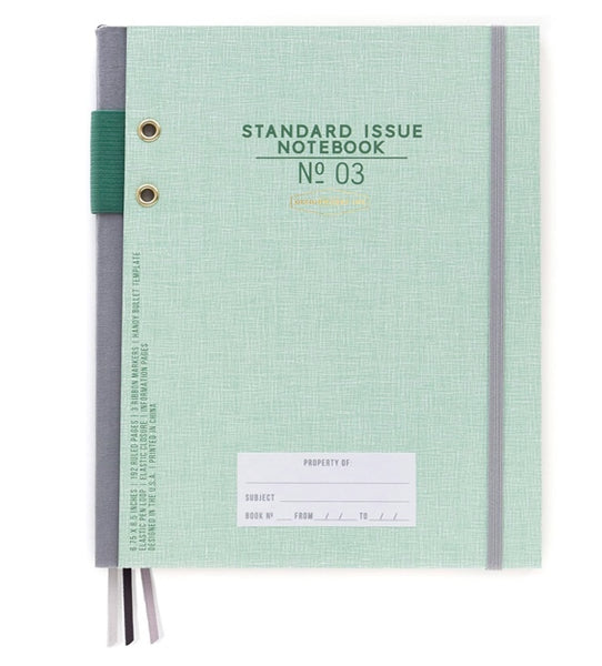 Hardcover Undated Planner