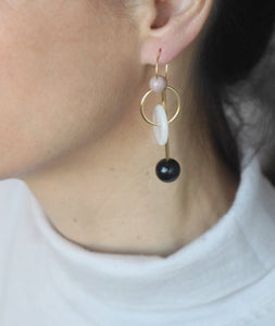 Amuleto earrings