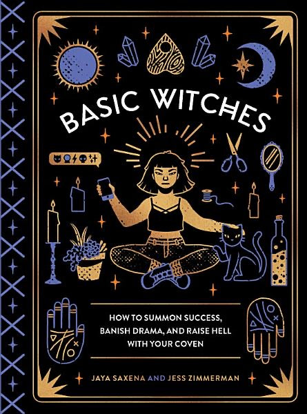 """Basic Witches"" Book"