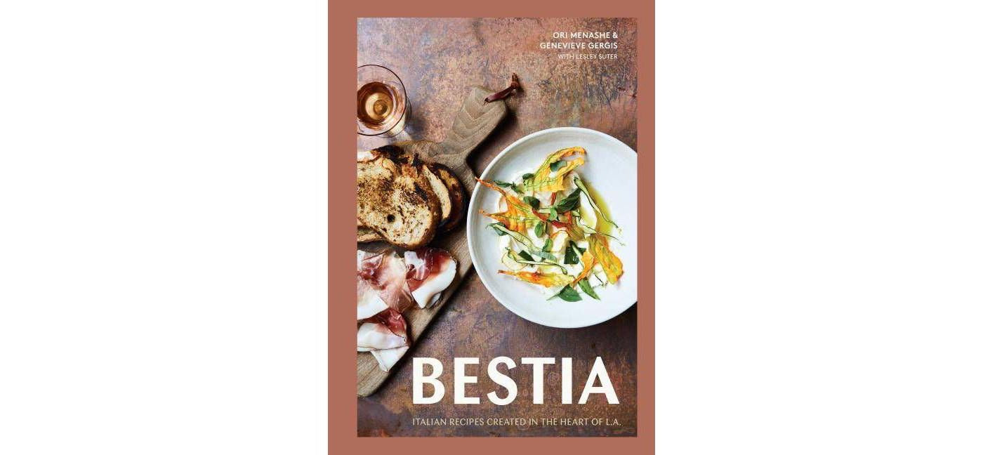"""Bestia"" Italian Recipe Book"