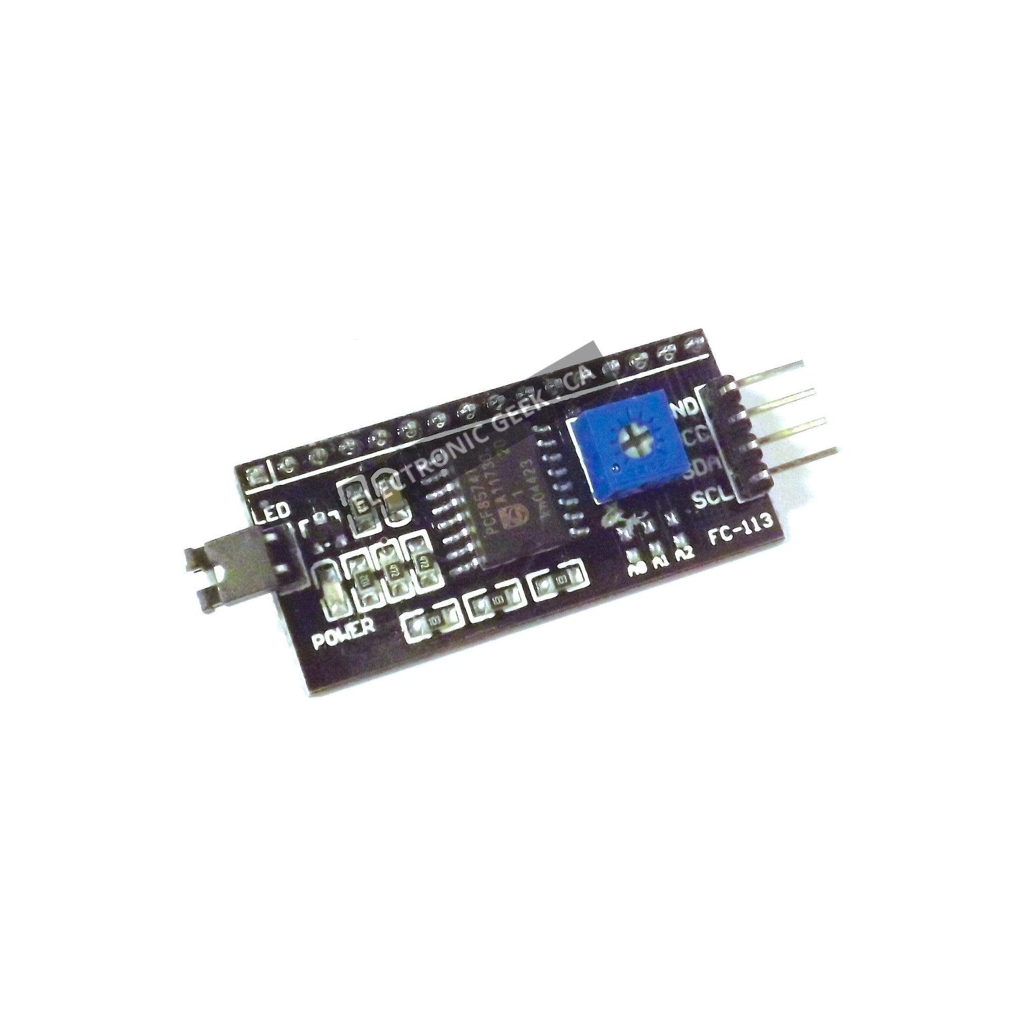 IIC/I2C / Interface LCDAdapter Plate for Arduino ( 1602 2004 LCD )