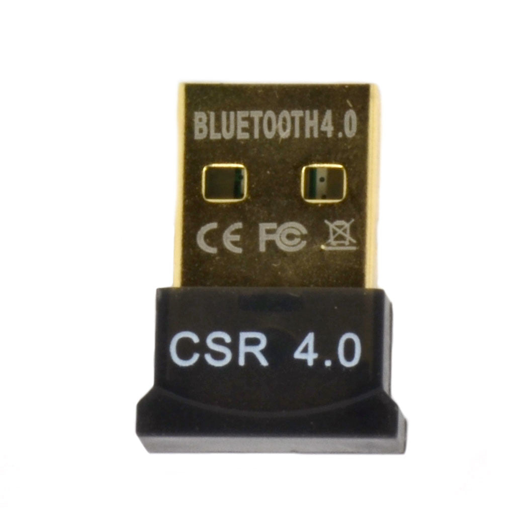 6f93bddff38 Powstok USB Bluetooth Adapter V4.0 Dual Mode Wireless Dongle ...