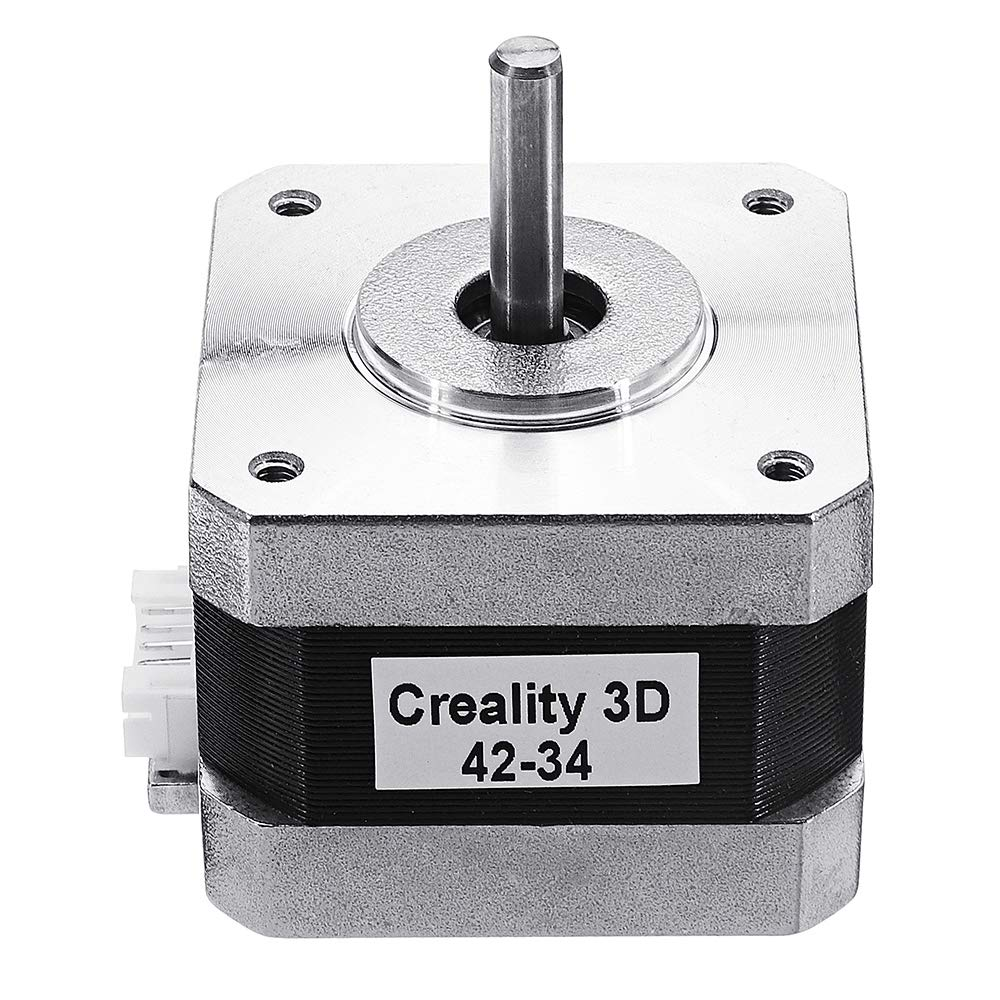 CR-10 Mini 3D Printer Creality Assembled Nozzle Extruder Hot End Kit Set with Double Cooling Fans and Aviation Connections for MK8 Creality CR-10 CR-10S