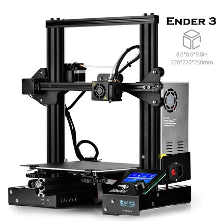 creality ender 3 3d printer electronicgeek ca