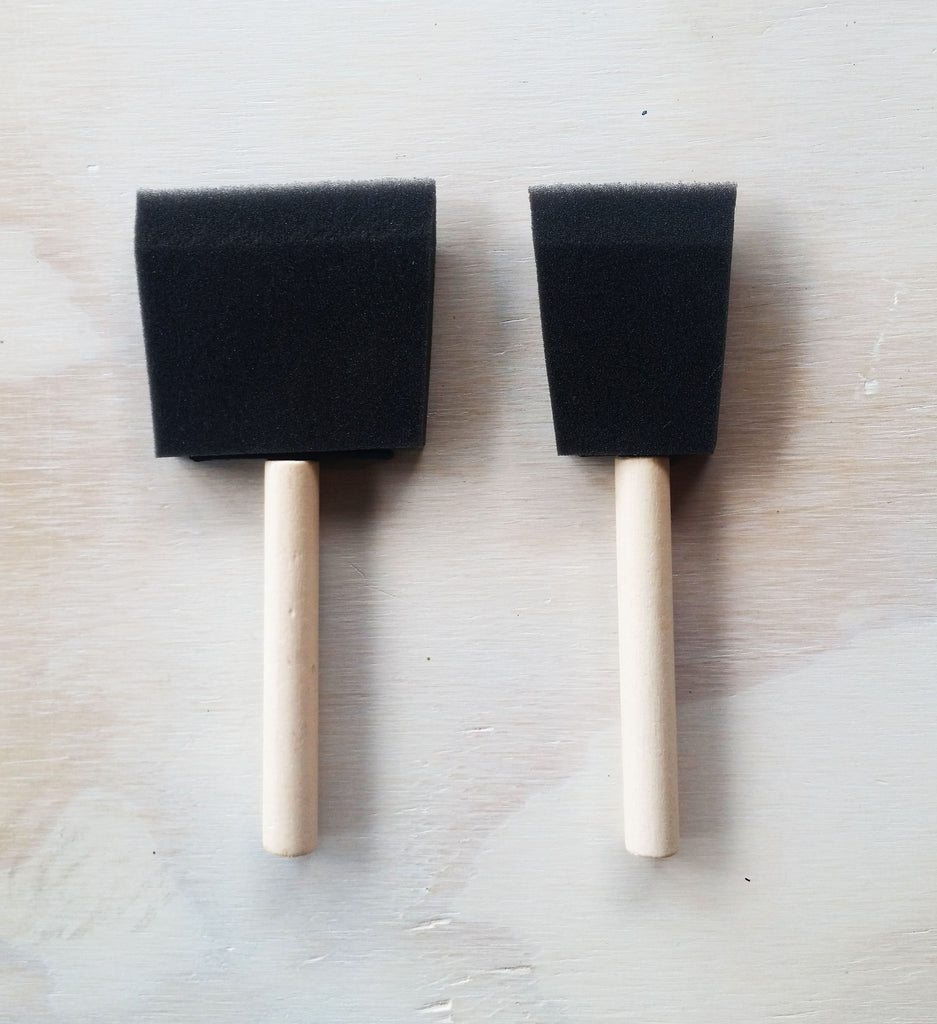 Foam Brushes