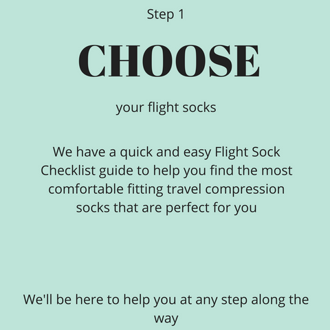 Choose your Flight Socks