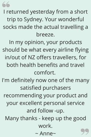 Anne Flight Sock Feedback