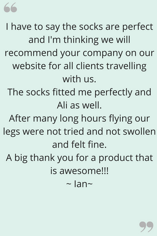Ian Flight Sock Feedback