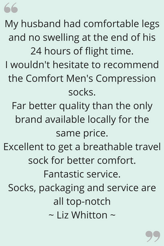 Liz Flight Sock Feedback