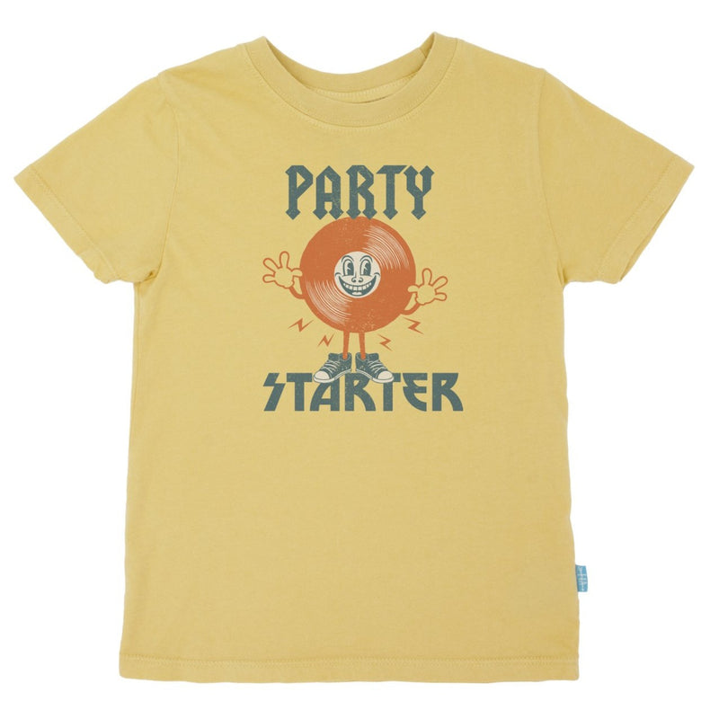 Feather 4 Arrow Party Starter Vintage Tee
