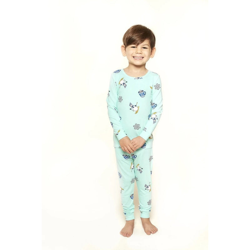Lovey & Grink Winter Wonderland Pj's