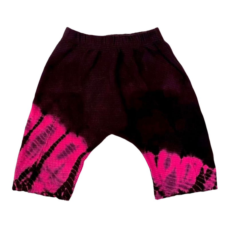 Jeneration Express U Matter Drop Crotch Fuchsia Alligator Short