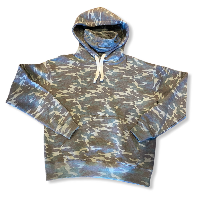 Katie J Quinn Hoodie With Mask Attached