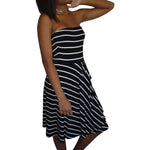 Chi-Wee's Treasure Ann Taylor Strapless Dress: Size Small