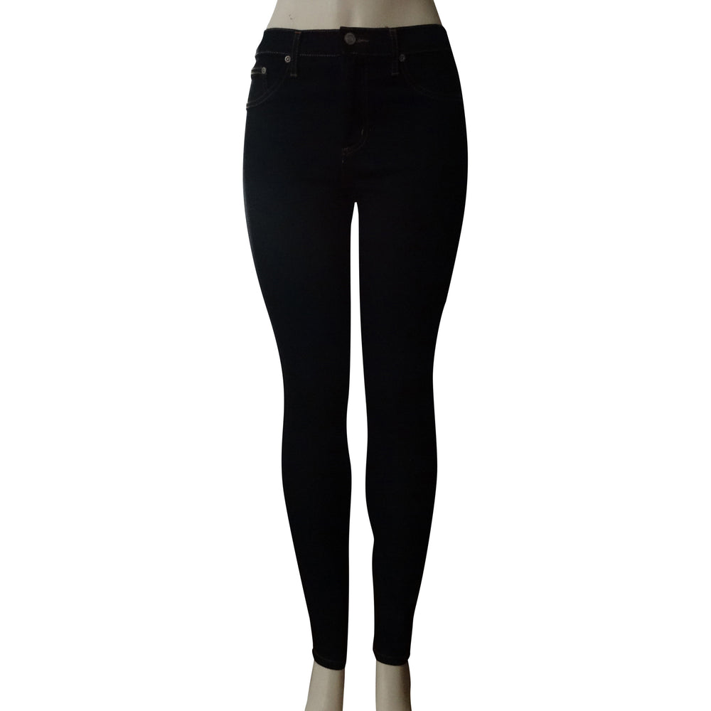 Judy Blue Dark Blue HIgh Waist Skinny Jeans